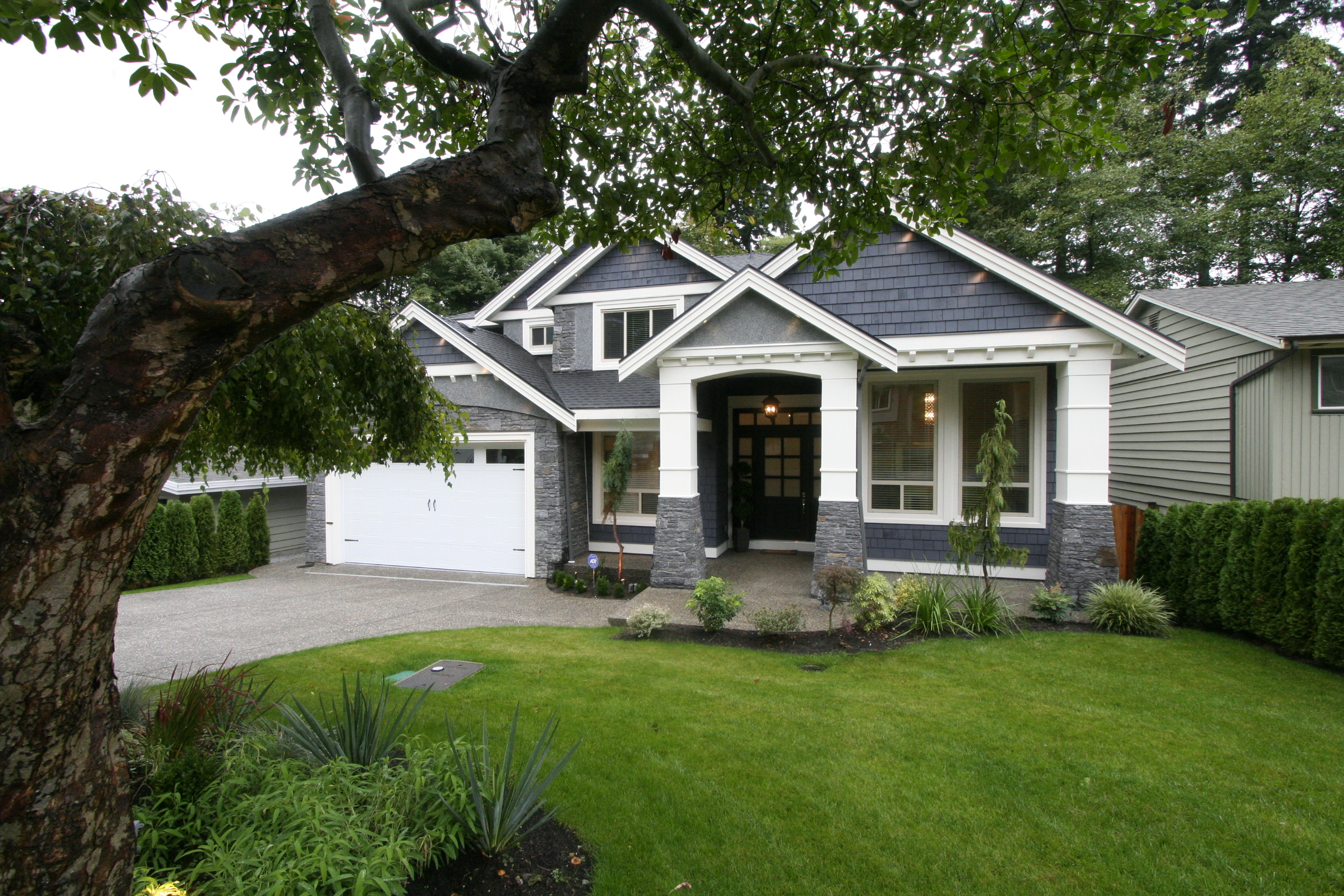 Custom home builder Vancouver