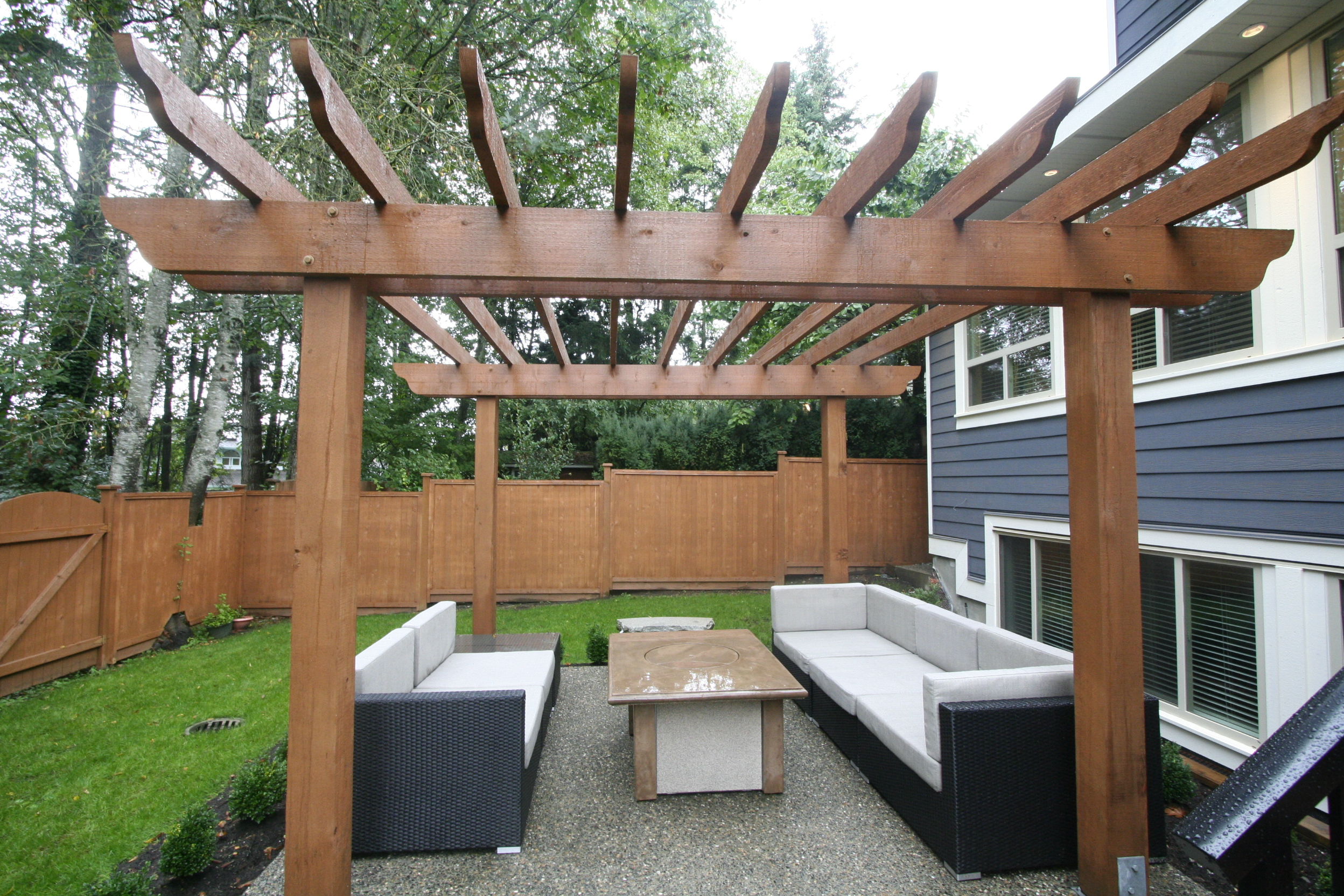 Outdoor seating Canada