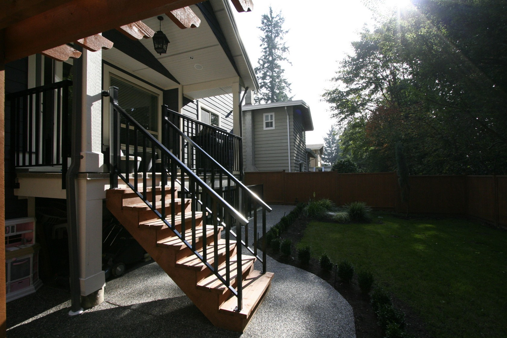 Outdoor Renovation Vancouver